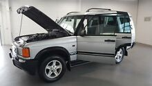 2002 Land Rover Discovery SE7 V8 (4x4) Silver 4 Speed Automatic Wagon Frankston Frankston Area Preview