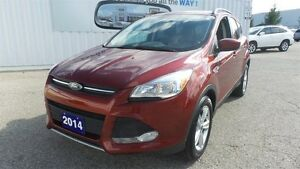 2014 Ford Escape SE, 4WD, Local Trade in Kitchener / Waterloo Kitchener Area image 1