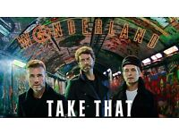 Take That Tickets