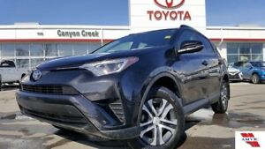 2017 Toyota Rav4 LE AWD/ TOYOTA SAFETY SENSE/BACK UP CAMERA/POWE