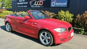 2009 BMW 120i E88 MY09 6 Speed Automatic Convertible Bungalow Cairns City Preview