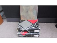 Karndean Knight tile T83 Bassalt slate vinyl floor tiles