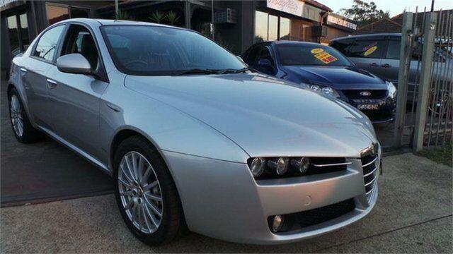 2009 Alfa Romeo 159 Jtd Jtdm Silver Automatic Cars Vans Utes
