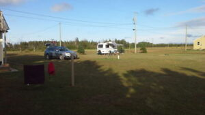 Rv  site for rent  for CBMF 2018