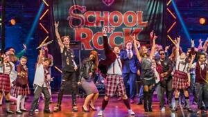 SCHOOL OF ROCK - EXCELLENT 2ND ROW SEATS SEATS -NAC- SEPT 28