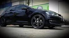 Volkswagen Golf R rims with pirelli tyres Hurstville Hurstville Area Preview