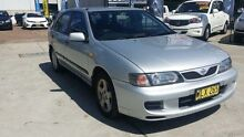 1999 Nissan Pulsar N15II SSS Silver 4 Speed Automatic Hatchback Tuggerah Wyong Area Preview
