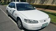 1998 Toyota Camry SXV20R CS-X White 4 Speed Automatic Sedan Nailsworth Prospect Area Preview