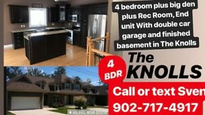 3 bedroom plus 2 big rec rooms in finished basement for RENT