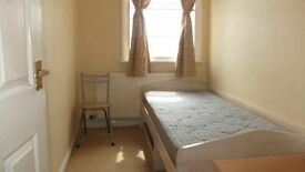FREE Room accommodation Single Bed Studio Clean Safe Furnished Wifi Nothing to Pay stay Short Long