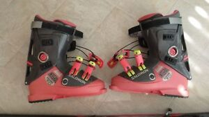 Salomon Ski and boots for sale in good condition!