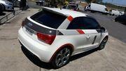 2011 Audi A1 8X 1.4 TFSI Ambition White 7 Speed Auto Direct Shift Hatchback Homebush Strathfield Area Preview