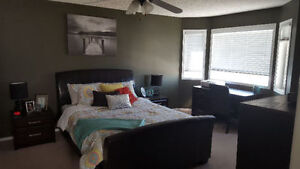 Bedroom Available in Gorgeous Bi-Level House Strathcona County Edmonton Area image 6