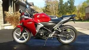 2011 CBR250 Great starter bike ready to ride