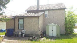 Home for Rent in Biggar, SK. ** Avalable July 1st**