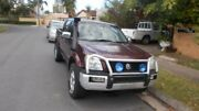 2004 Holden Rodeo RA LT Crew Cab Maroon 4 Speed Automatic Dual Cab Waterford Logan Area Preview