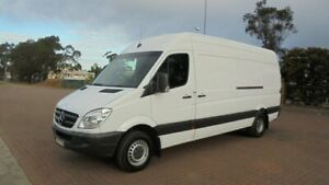 2013 Mercedes-Benz Sprinter 906 MY12 416CDI LWB White 6 Speed Manual Van Condell Park Bankstown Area Preview