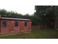 Garden Shed / Dog Kennel / Rearing Shed