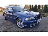 2003 Bmw 3 Series 330Ci Se Manual 2 Door Coupe Only 49k