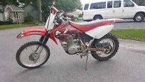 MOTOCROSS HONDA CRF 70 2007