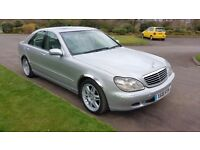 Mercedes s class 320 cdi automatic - amazing car, looking for a quick sale
