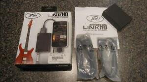 Peavey Ampkit Link HD for iPhone
