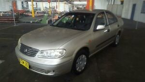 2004 Nissan Pulsar N16 MY03 ST Gold 4 Speed Automatic Sedan Georgetown Newcastle Area Preview