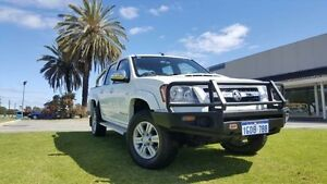 2010 Holden Colorado RC MY11 LT-R (4x4) White 4 Speed Automatic Crewcab Maddington Gosnells Area Preview