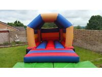 12 x 15 bouncy castle brought from new 6 months ago!!
