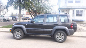 FOR SALE: 2005 Jeep Liberty, 4x4