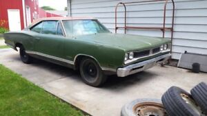 1969 Coronet, R/T, Super Bee, 500, 440 wanted