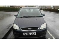 """""""LOW MILEAGE"""" 1Yr MOT FORD CMAX 1.6 5DR