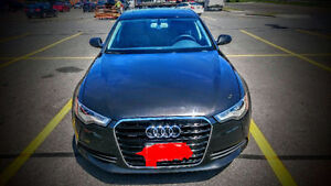 2013 Audi A6 2.0T Sedan - REDUCED PRICE