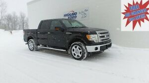 2014 Ford F-150 4X4 SUPERCREW XLT