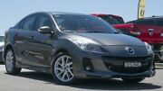2013 Mazda 3 BL10L2 MY13 SP25 Activematic Grey 5 Speed Sports Automatic Sedan Pearce Woden Valley Preview