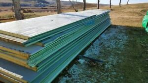 PANELS  INSULATED