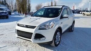 2015 Ford Escape SE 4X4 Accident Free,  Navigation (GPS),  Leath