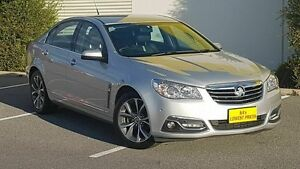 2014 Holden Calais VF MY14 Silver 6 Speed Sports Automatic Sedan Melrose Park Mitcham Area Preview