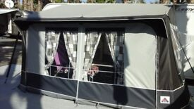 Dorema Quattro all season awning
