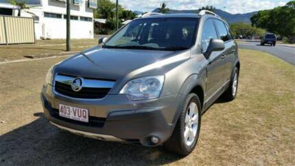 2006 Holden Captiva Wagon Westcourt Cairns City Preview
