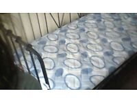 Day Bed including matteress dismatled and ready to go buyer to collect