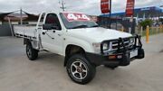 1998 Toyota Hilux RZN169R (4x4) 5 Speed Manual 4x4 Cab Chassis Cairnlea Brimbank Area Preview
