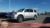 2014 Nissan Armada Platinum **BOSE STEREO/LEATHER/BACK UP CAM**