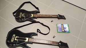 Guitar Hero Live with 2 Guitar (Xbox One)