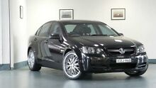 2006 Holden Commodore VE Omega Black 4 Speed Automatic Sedan Artarmon Willoughby Area Preview