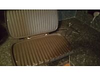 10 piece george foreman grill for sale
