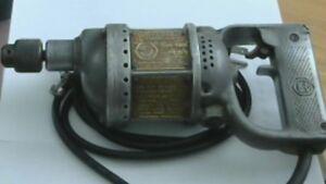 "Antique 1/4"" B&D drill"