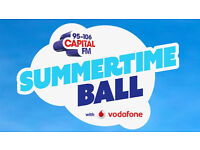 2x Tickets for Capital's Summertime Ball!