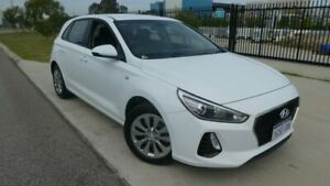 2019 Hyundai i30 PD MY19 Go D-CT Creamy White 7 Speed Sports Automatic Dual Clutch Hatchback Bassendean Bassendean Area Preview