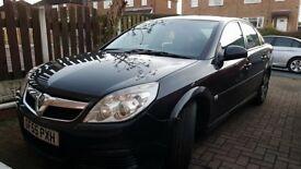 Vauxhall Vectra 1.9 cdti, 6 speed long MOT